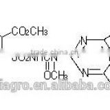 tribenuron-methyl 75% WDG, pesticide agrochemical, manufacture