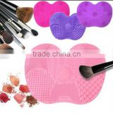 Silicone Makeup Brush Cleaner Pad / Washing Scrubber Board Cleaning Mat / Brushes Cleaning Mat
