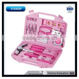 105pcs mini tools kit lady tool set hand tools set of blow molding case