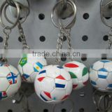 High quality promotional world cup rubber keychains,Wholesale world cup rubber keychains