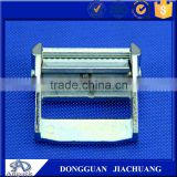 super quality 2''heavy duty cam buckle gold supplier;quick release 1.5 inch metal cam buckle