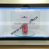 EKAA 42 inch wifi 3g touch screen transparent lcd