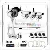 For Zmodo 4CH NTSC Long Range CCTV Surveillance Camera System