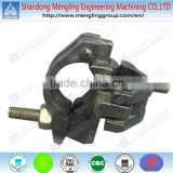 Customized Sizes Quick Lock Scaffold Fittings Swivel Coupler