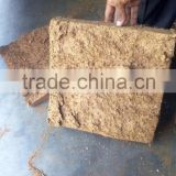 coir pith block / coco peat block using for soil free