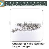 lead chain for fishing net cast net lead weight cast net lead chain lead ring