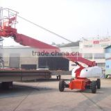 lifting height 30m telescopic boom