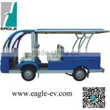 Hig quality small electric passenger bus EG6118TB