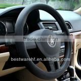 Funny car accessories dia 32cm for 13' inch universal size Black Steering Wheel Cover for Benz,Bmw,Audi,Ford,Volkswagen