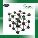 Sodium Chloride Chemistry Teaching Aids Molecular Model