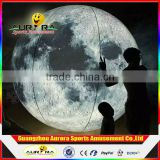 NEW DESIGN Giant inflatable planet balloons inflatable moon baloon balls for Event party decorations