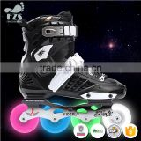 wholesale light up roller skating shoes men China suppliers
