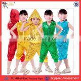 Hot sales children dance costumes boy / girls costume for performance PGKC-2445