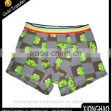 2015 cangnan popular trend sexy underwear for kids with customer 's logo