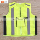 High Quality Motorcycle Hi Vis Bike Safety Vest