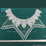 Cotton Crochet Necklace Embroidery Lace Collar Fabric Textile Clothes