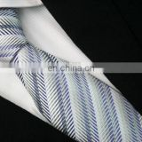 school ties,stripe narrow 100% silk man's ties