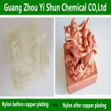 Metal spraying process Spraying process Spray type chemical copper plating liquid