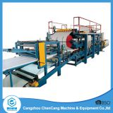 EPS Sandwich Panel Forming Machine