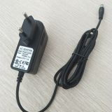 100-240VAC12V1A power supply ADAPTER 100-240VAC Euro plug for LED Light strips,CCTV Camera