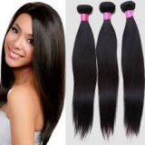 Cambodian Malaysian Virgin Hair Straight Wave 10inch Natural Straight