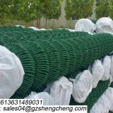 Guangdong cheap chain link fence for sale with good quality
