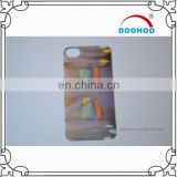 Fashion make-up PP 3d Plastic Phone Case with custom