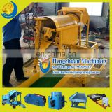 Qingzhou Hengchuan Mobile Small Gold Refining Machine