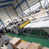 High Quality PC Sunshine Board PP Hollow Sheet Extrusion line