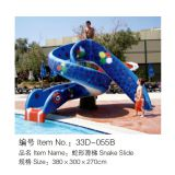 Commercial Water Slides Section for Sale