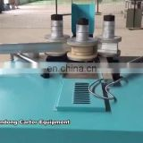 Aluminum window machinery CNC bending machine for both aluminum and upvc pvc profile