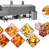 What are the advantages of Automatic Continuous Deep Fat Fryers Machine?