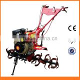 Multi-Function Made In China Diesel Farm Machinery Garden Power Tiller For Sale For Garden