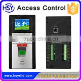 Free software rs485 passive fingerprint rfid reader and time recording for access control system