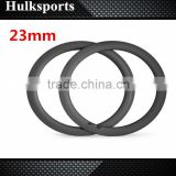Chinses Carbon Road Bicycle Rims 700C 23mm Width Carbon Road Bike 60mm Clincher Carbon Rims