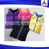 New Neoprene Slimming Shirts Vest Bodybuilding Slimming Tummy Shaper Vest Shirt Underwear shapewear Slimming Body Shaper