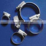 american type galvanized stainless steel hose clamps