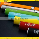 Changing new arrival 1300mah variable voltage Effier VV battery with dry herb atomizer Wedtank