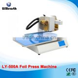 LY 500A foil press machine digital hot foil stamping printer machine best sales color business card printing