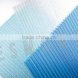 4-16mm polycarbonate hollow sheet top quality 100% virgin Makrolon material/pc sun sheet /pc sheets