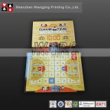 Full Color Printing 2mm Thickness Customized Board Game For Kids/Board Game Set Manufacturer                                                                         Quality Choice