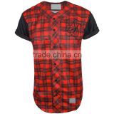 New design cool-dry blank wholesale Baseball jersey_custom New design cool-dry blank wholesale Baseball jersey