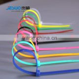 UL approved nylon 66 heat resistance Customized zip tie ,manufacturer direct selling self-locking nylon cable ties