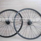 13.05033 20mm ruote carbonio 29er super light 29er carbon clincher wheelset 20mm for mountain bike