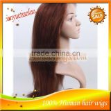 100% Unprocessed Brazilian Virgin Hair Front Lace Wig & Full Lace Wigs Glueless Natural Hairline Human Hair Wigs For Black Women