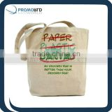 BSCI supplier cotton bag protect earth shopper bag market
