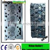Kubota engine spare parts cylinder head