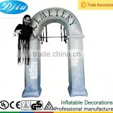DJ-XT-106 China factory new style customized hot sale inflatable halloween model for halloween decoration