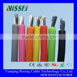 ul approved silicone cable heat resistant oil resistance main use for high temperature service