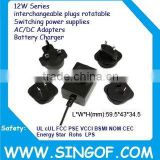 INQUIRY about Interchangeable Plugs Rotatable 3V2A GFP121DA-030200B-1 Switching power supplies Chargers adapters